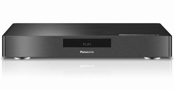 Компания Panasonic показала первый в мире проигрыватель дисков Blu-ray с поддержкой видео 4K и HDR