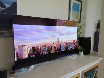 LG Display оценивает объем верхнего сегмента рынка телевизоров в 4 млн штук