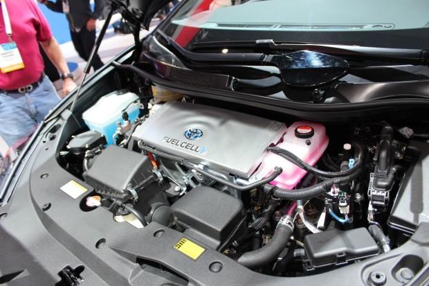 Toyota открыла 5680 патентов, касающихся топливных ячеек для продвижения идеи «водородных» авто - 3
