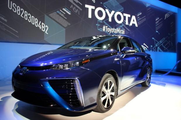 Toyota открыла 5680 патентов, касающихся топливных ячеек для продвижения идеи «водородных» авто - 1