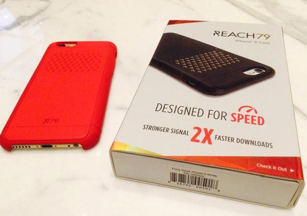 Цена модификации Reach79 для iPhone 6 равна $60, для iPhone 6 Plus — $70