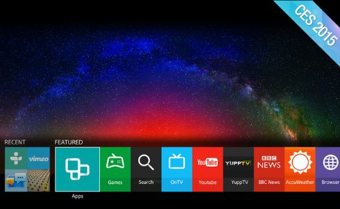 Телевизоры на CES: тоньше iPhone, на Android и с квантовыми точками