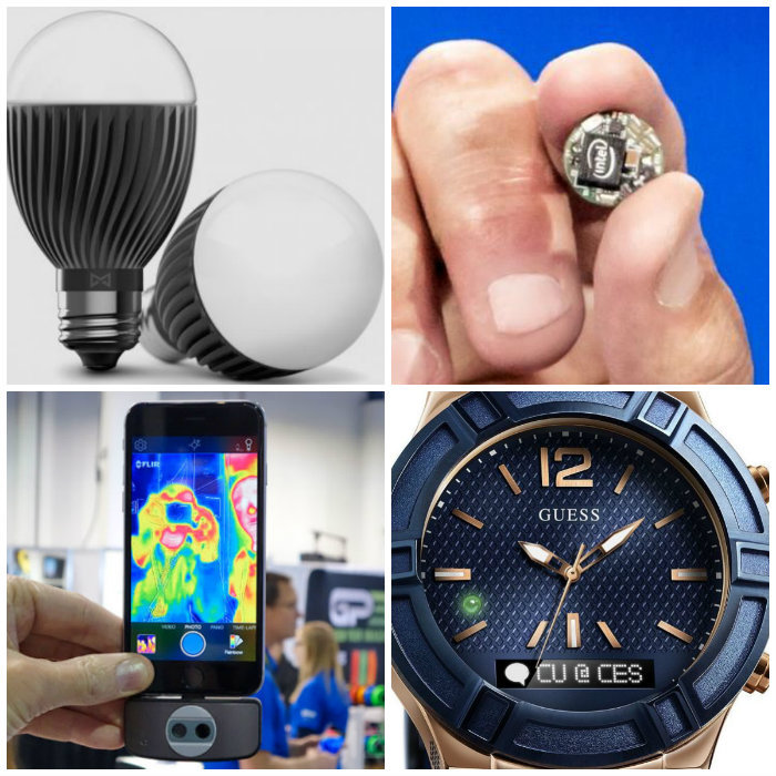 CES 2015: новинки умной электроники за 7 января - 1