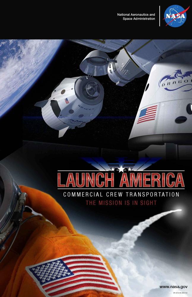 SpaceX еще на шаг ближе к заключению контракта с NASA по перевозке космонавтов на МКС - 2