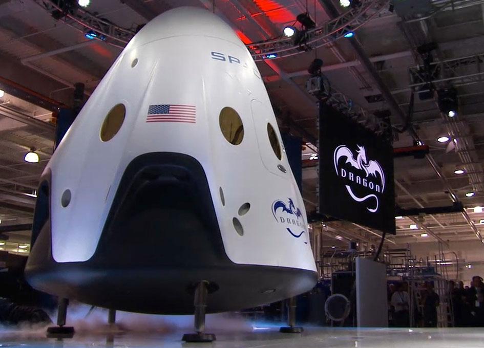 SpaceX еще на шаг ближе к заключению контракта с NASA по перевозке космонавтов на МКС - 1