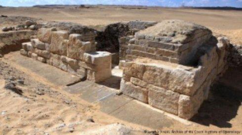 Обнаружена гробница неизвестной египетской царицы