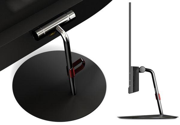 В продаже ThinkVision X24 появится в апреле и будет стоить $249