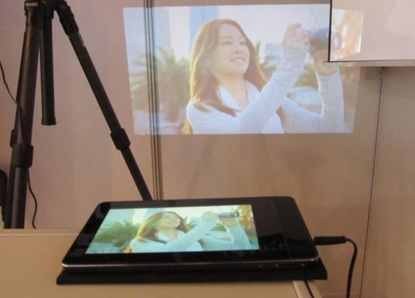 Aiptek ProjectorPad P70