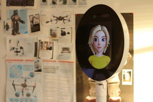 Personal Robot — первого в мире персонального робота с искусственным интеллектом