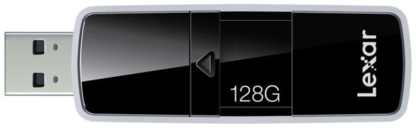 К достоинствам Lexar JumpDrive P20 можно отнести металлический корпус