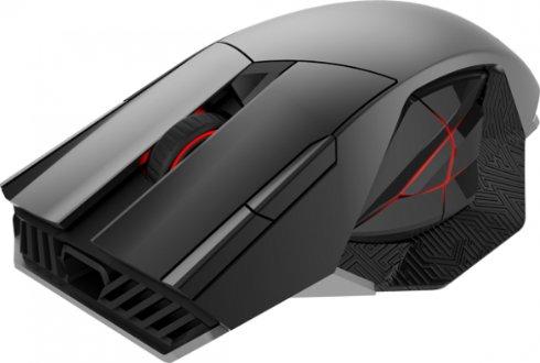 Представлен прототип флагманской мыши от ASUS