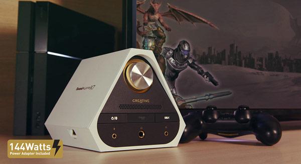 Creative Sound Blaster X7 Limited Edition