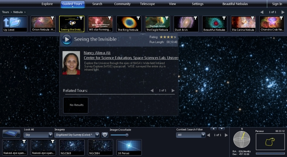Онлайн, оффлайн и мобильные планетарии - 10