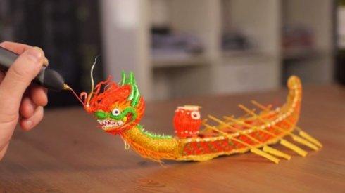 3Doodler 2.0   ручка с сюрпризом в виде 3D принтера