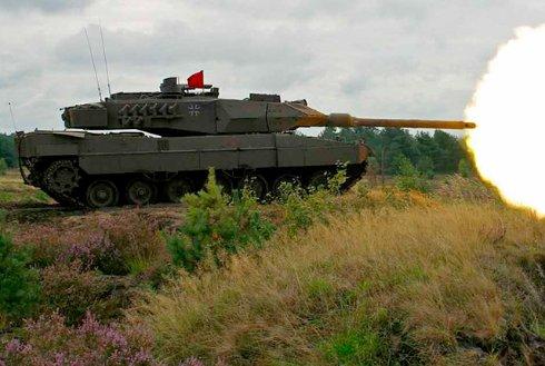 Германия представила танк будущего