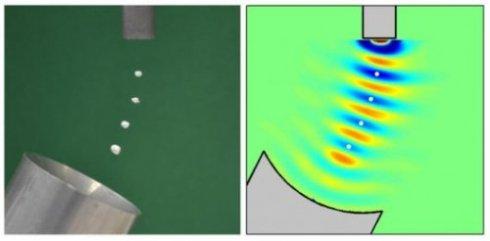 Создано устройство левитации, способное удерживать объекты и перемещать их