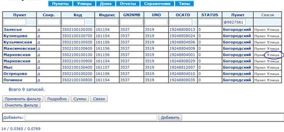 Тест конструктора CRM: EAV база данных с 75 млн записей - 20