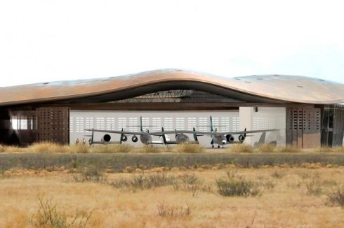 Уникальные фото первого космопорта для орбитальных самолетов
