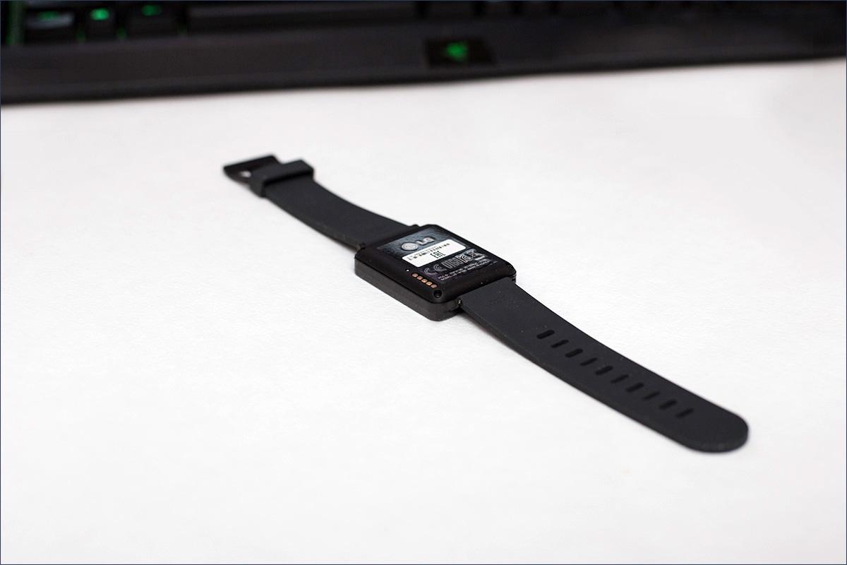 LG G Watch: дешевый и сердитый Android Wear - 5