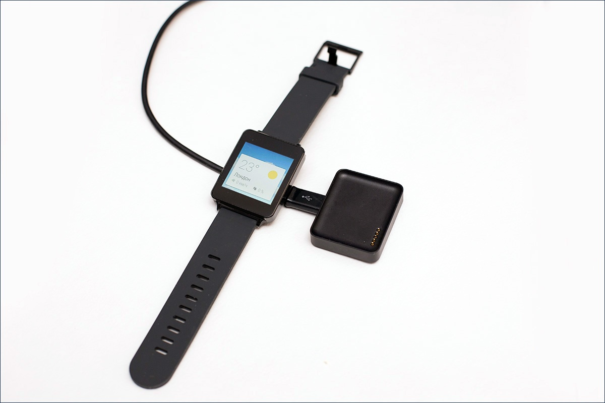 LG G Watch: дешевый и сердитый Android Wear - 7