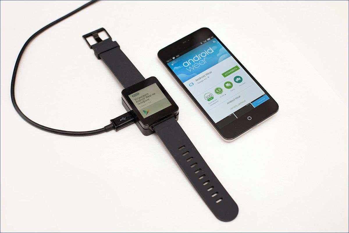 LG G Watch: дешевый и сердитый Android Wear - 8