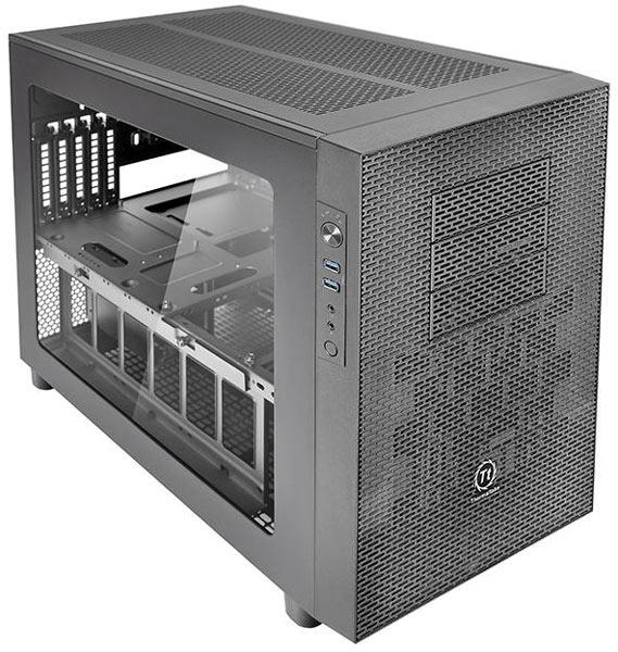 Корпус для ПК Thermaltake Core X2 имеет сертификат Tt LCS Certified
