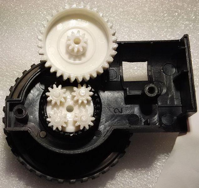 Препарируем дешевый робот-пылесос - 9