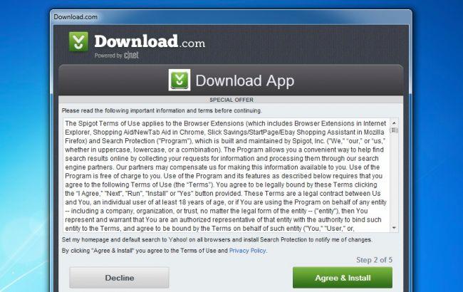 Вот что будет, если установить топ-10 программ с Download.com - 17
