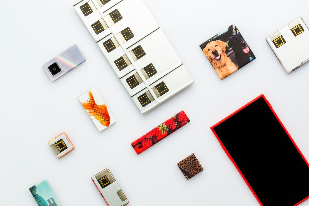 Project Ara: последние новости о модульном смартфоне Google - 12