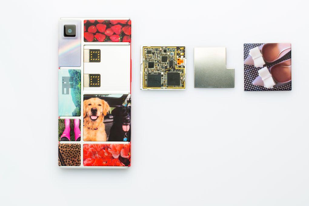 Project Ara: последние новости о модульном смартфоне Google - 25