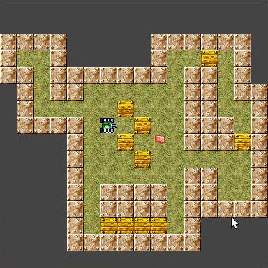 Как я делал игру под KolibriOS - 2