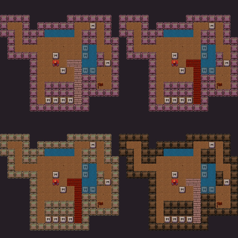 Как я делал игру под KolibriOS - 4