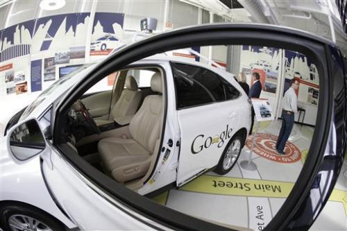 По мнению Google, робомобили появятся на дорогах уже скоро, от 2 до 5 лет - 1