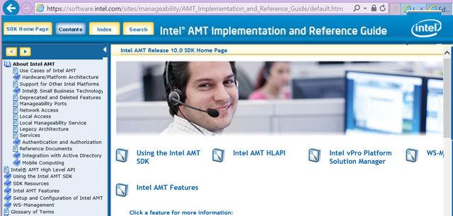 Знакомство с Intel® Active Management Technology 10 - 1