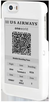 Чехол для iPhone со вторым экраном на e-ink - 1
