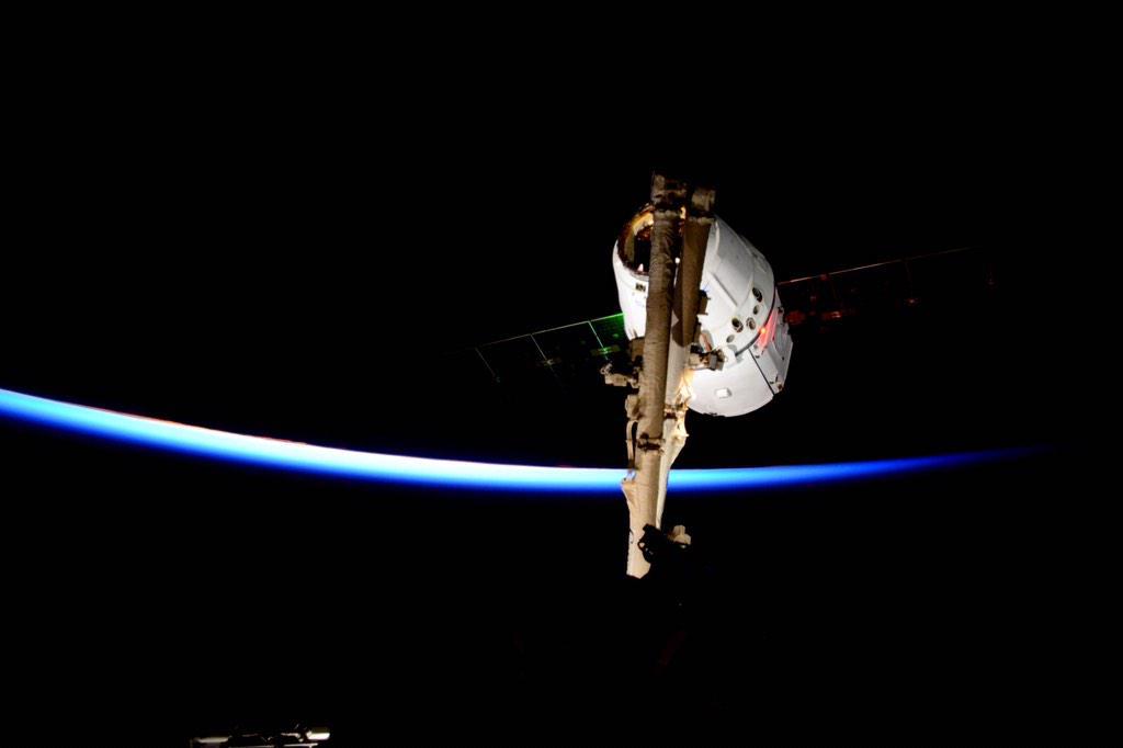 Жесткая посадка Falcon-9R (точнее сказать в хлам) - 6