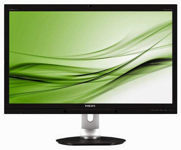 В мониторе Philips Brilliance 272P4APJKHB используется 27-дюймовая панель типа IPS-AHVA