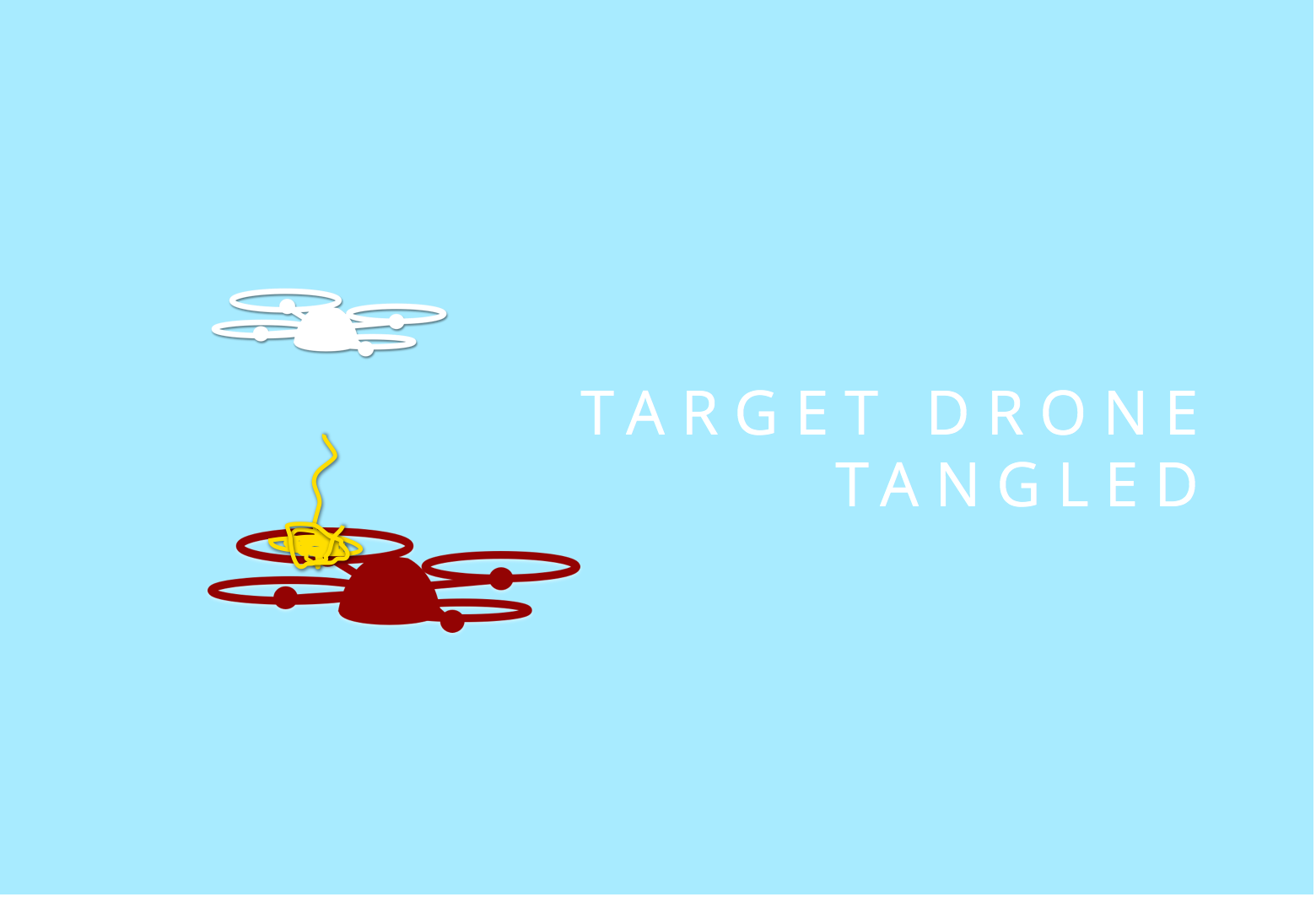 Rapere: дрон, который охотится на других дронов - 2