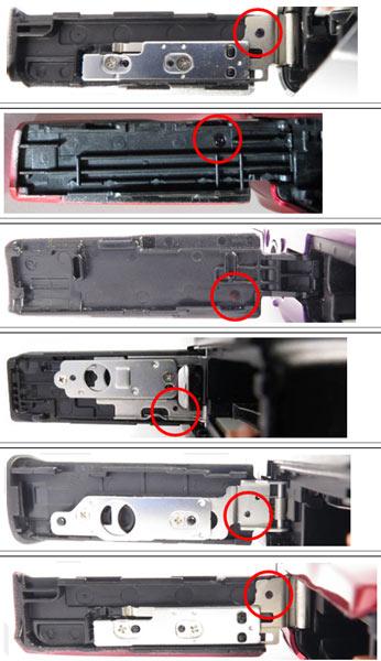 Дефект встречается в камерах Canon PowerShot ELPH 135, ELPH 150 IS, ELPH 340 HS, SX280 HS, S120 и ELPH 140 IS