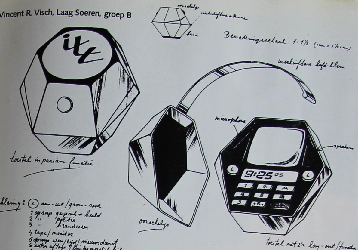 Каким телефон будущего видели в 1981 году - 12