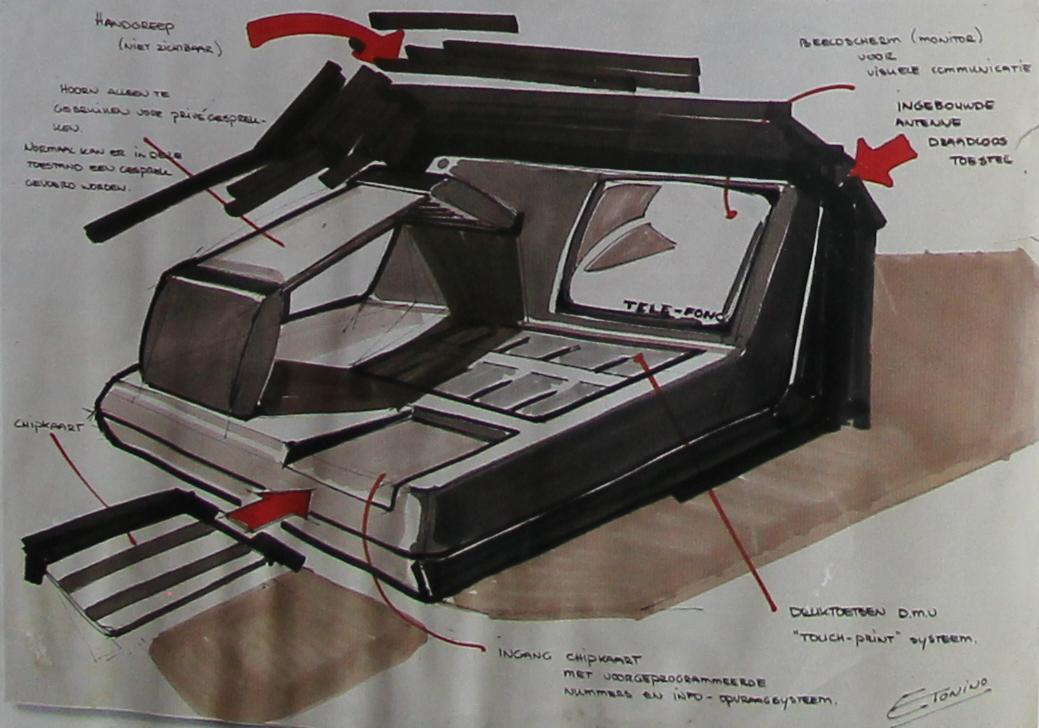 Каким телефон будущего видели в 1981 году - 2