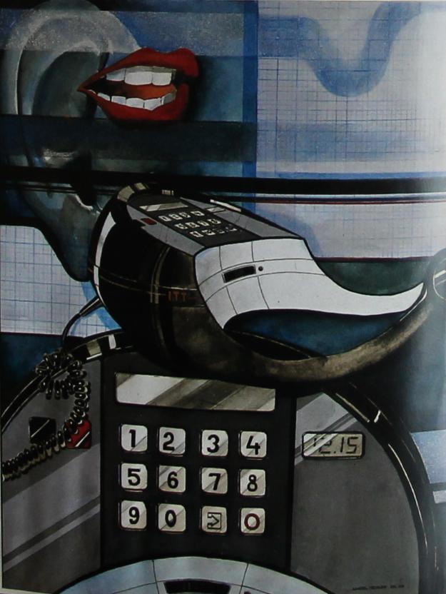 Каким телефон будущего видели в 1981 году - 1