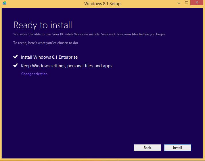 Обновление Windows 8.1 Evaluation и Windows Server 2012 R2 Evaluation до полных версий - 10