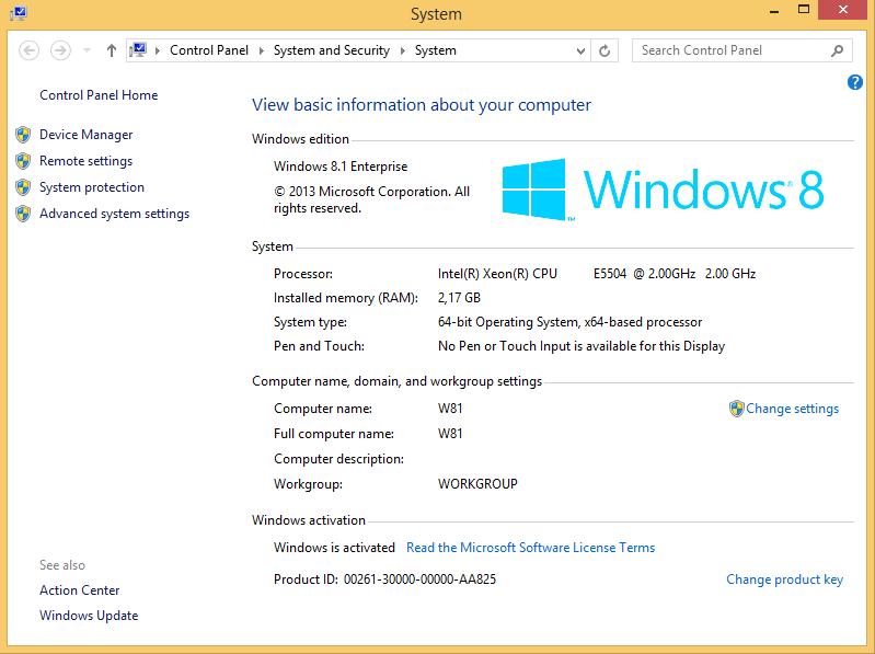 Обновление Windows 8.1 Evaluation и Windows Server 2012 R2 Evaluation до полных версий - 11