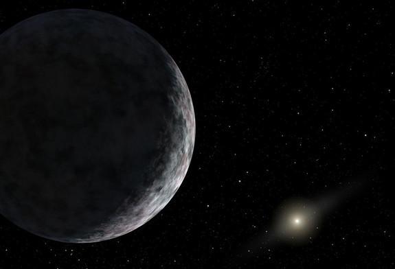 Получены косвенные доказательства существования массивных транснептуновых планет - 1