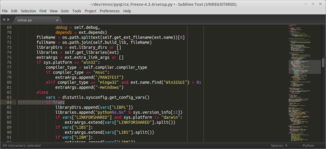 Создаём окружение для PyQt5 в Linux MInt (Ubuntu) - 8