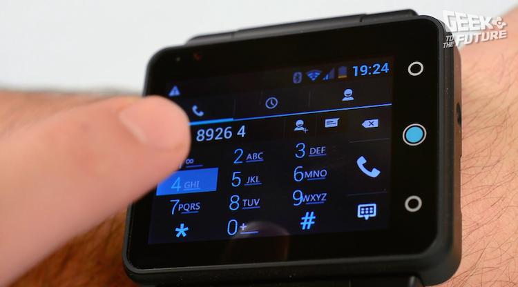 Neptune Pine: смартфон, надевающийся на руку - 13