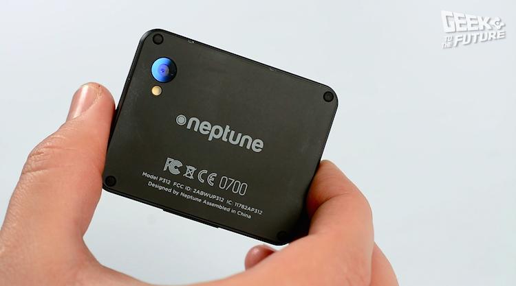 Neptune Pine: смартфон, надевающийся на руку - 7