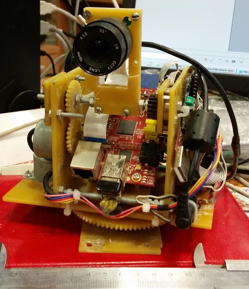 Автономная система охраны и наблюдения на Raspberry PI - 1