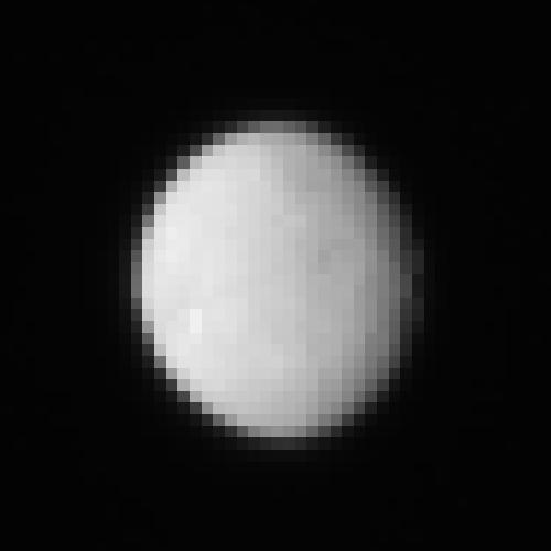 Межпланетный зонд Dawn прислал новые фотографии карликовой планеты Цереры - 4